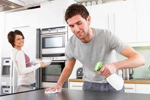 Как распределить домашние обязанности