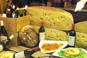 Учимся правильно сочетать вино с сыром