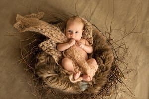 фотограф новорожденных