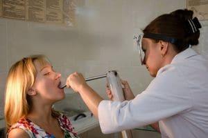 лечение и удаление миндалин