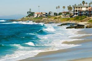 пляжный отдых в сан диего