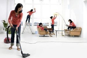 правила быстрой уборки