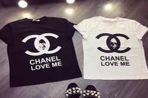 футболки Шанель