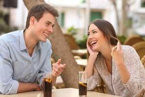 Как общаться на свидании