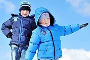 куртка для ребёнка