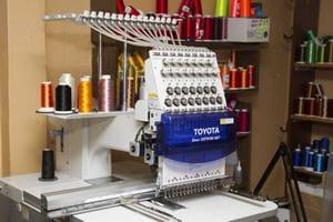 оборудование для вышивки