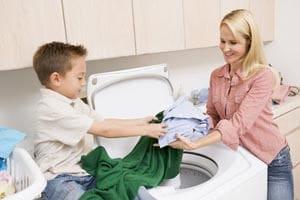 Воспитание самостоятельных трудовых навыков у детей