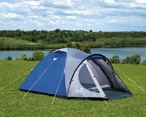 Палатка комфортное походное жилье