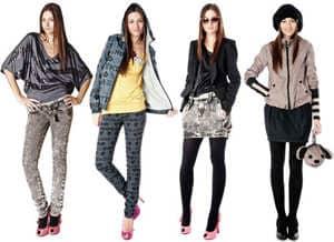 Популярные стили подростковой одежды