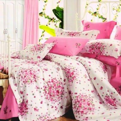 Особенности постельного белья из мако-сатина