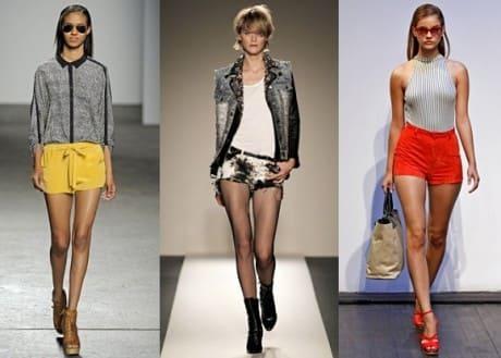 Модные тренды августа 2013