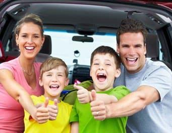 Кокой автомобиль выбрать для семьи