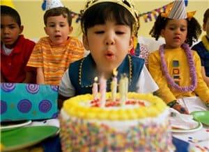Интересные факты организации детского праздника