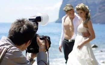 Незаменимый человек на свадьбе.