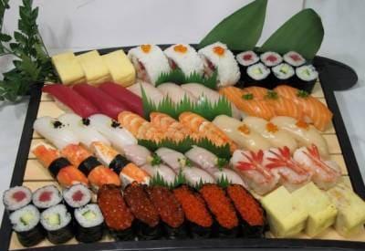 Какие бывают виды суши?