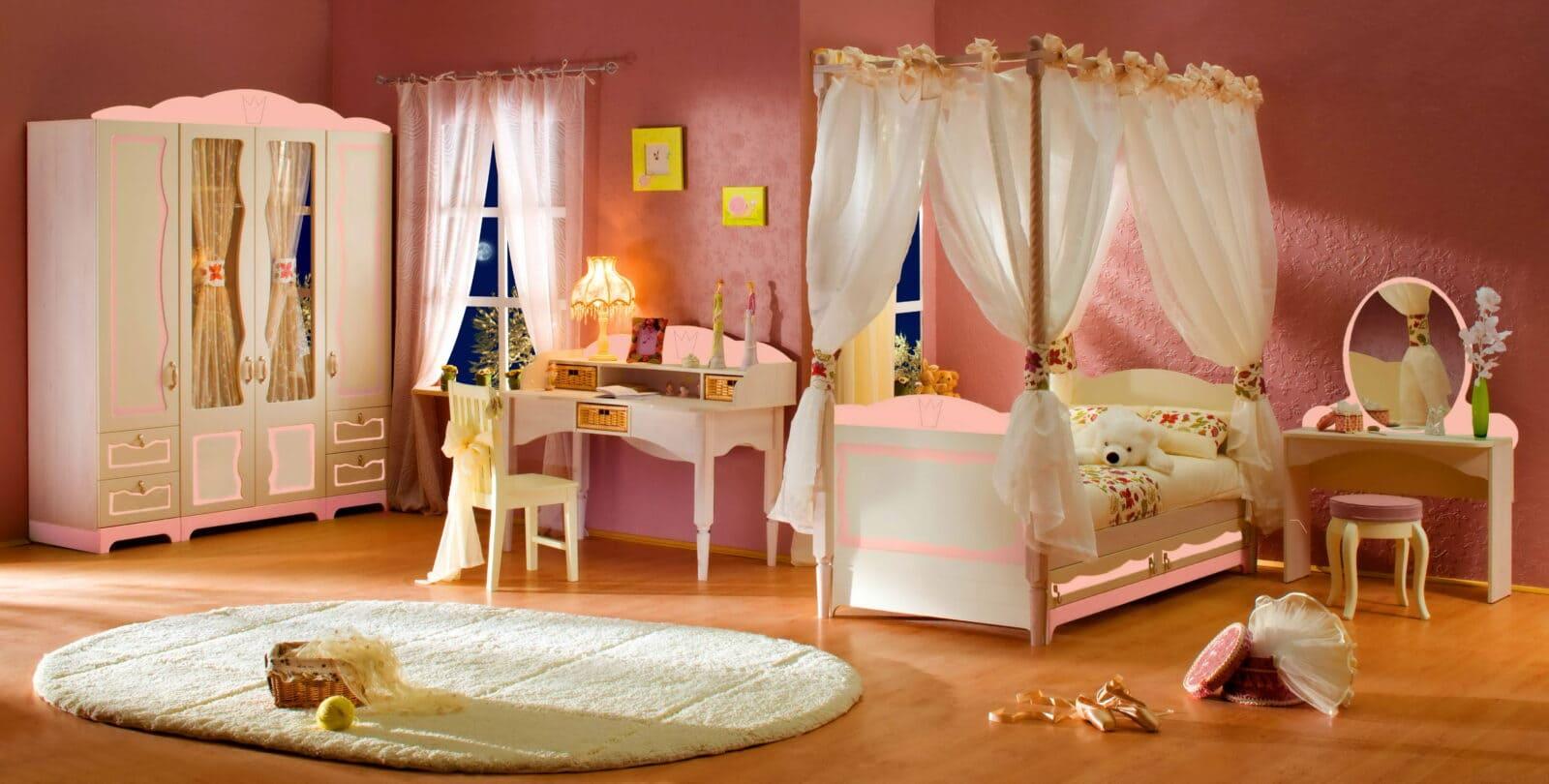 Какую мебель поставить в детскую?