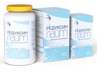 Коррекция фигуры с Редуксином-Лайт..