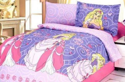 Детское постельное белье: ткани, пошив, расцветки