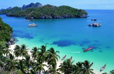 Таиланд в ноябре – незабываемый пляжный отдых