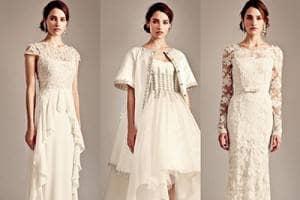 Особенности свадебной моды