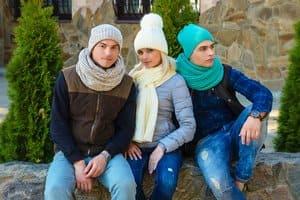 шапки для зимы