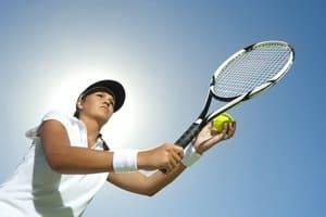 секреты игры в большой теннис