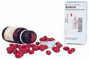 препарат Andriol