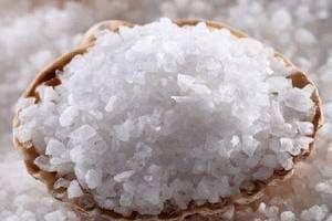 Соль в народной медицине