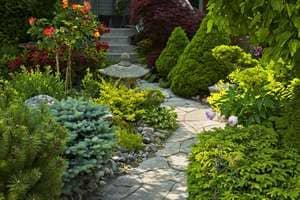 Ошибки оформления дизайна садового участка