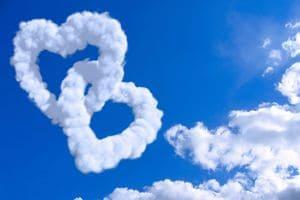 в облаках любви