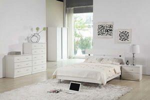 мебель белого цвета