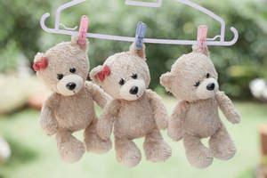 Как ухаживать за мягкими игрушками